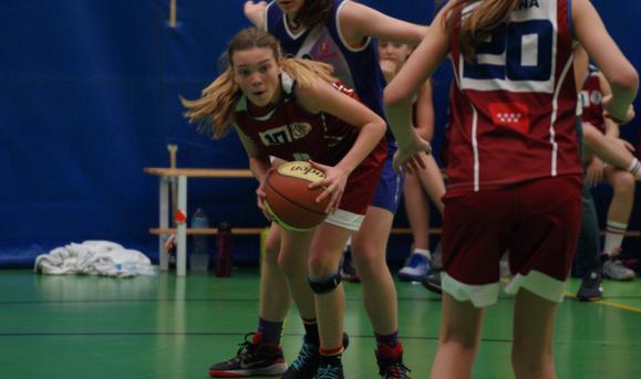 Osood Schlatter baloncesto